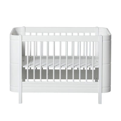 Oliver Furniture Baby bed (and cot) Wood Mini + Basic White