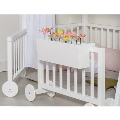 Isle of Dogs Storage box White, accessories for beds, Isle of Dogs - SNOWFLAKE children's furniture concept store