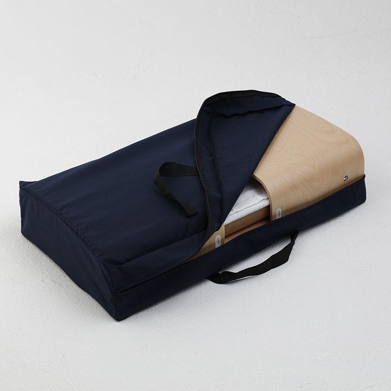 Bednest Carrying bag for an extra bed Dark blue