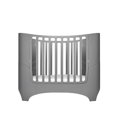 Leander Baby bed with junior set Gray, baby beds, Leander - SNOWFLAKE children's furniture concept store