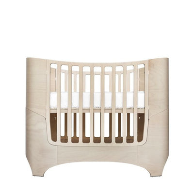 Leander Baby bed with junior set White Wash, baby cots, Leander - SNOWFLAKE children's furniture concept store