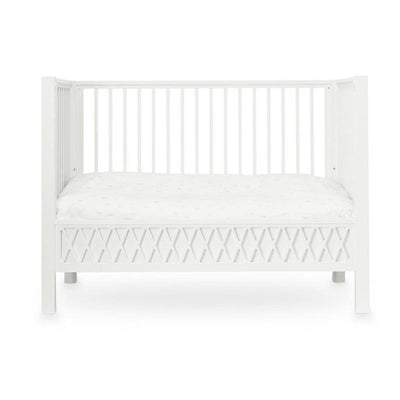 Cam Cam Baby cot White, baby beds, Cam Cam - SNOWFLAKE children's furniture concept store