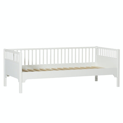 Oliver Furniture Seaside conversion set Single bed to sofa bed White