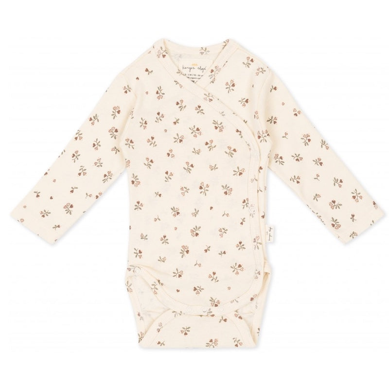 Konges Sløjd <br/> Newborn Wickelbody <br/> Petit Amour Rose