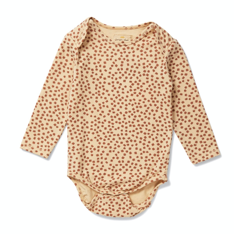 Konges Sløjd <br/> Baby Body <br/> Buttercup Rosa