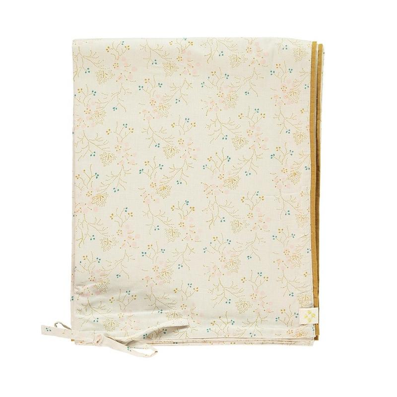 Camomile London <br/> Bettwäsche <br/> Minako Floral Golden