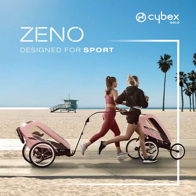 Cybex <br/> ZENO <br/> All Black