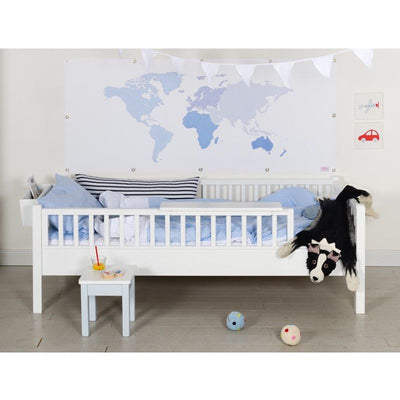 Isle of Dogs Couch bed White, sofa beds, Isle of Dogs - SNOWFLAKE children's furniture concept store