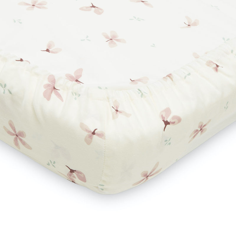 Cam Cam Changing mat cover Windflower cream