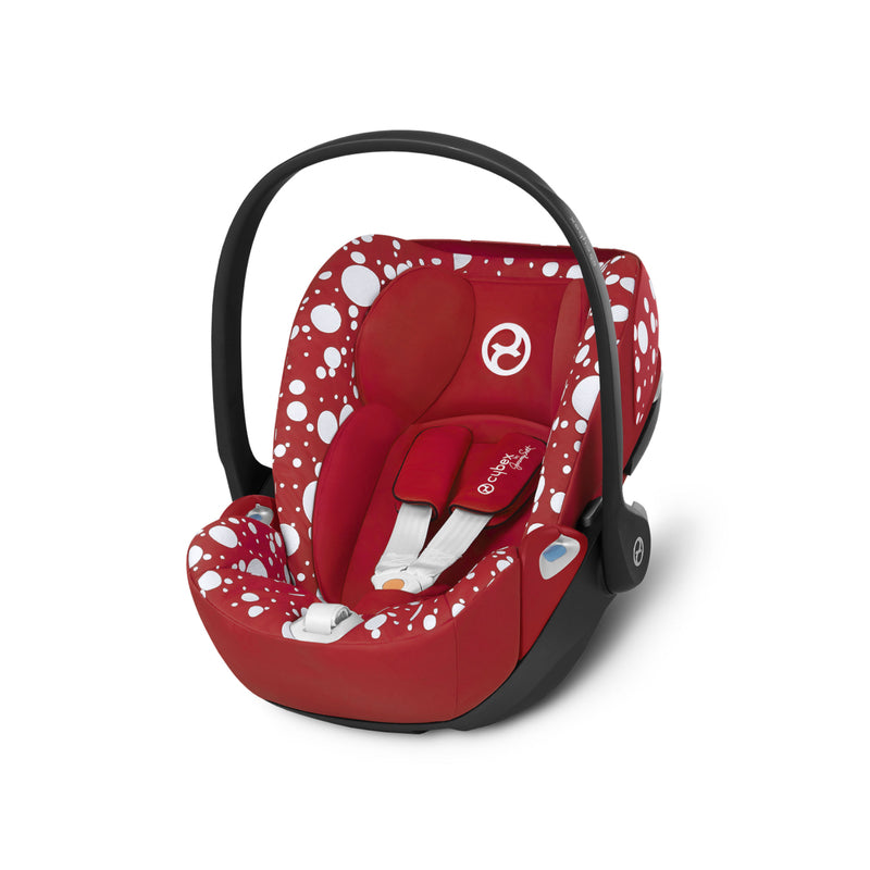 Cybex <br/> Cloud Z i-Size Plus Babyschale <br/> Petticoat Red