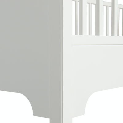Oliver Furniture Conversion set Seaside Classic bunk / loft beds to sofa bed White