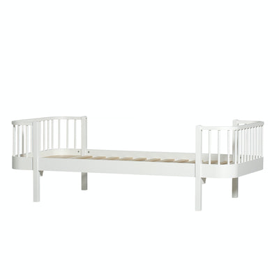 Oliver Furniture Conversion set Wood bunk bed to two single beds White