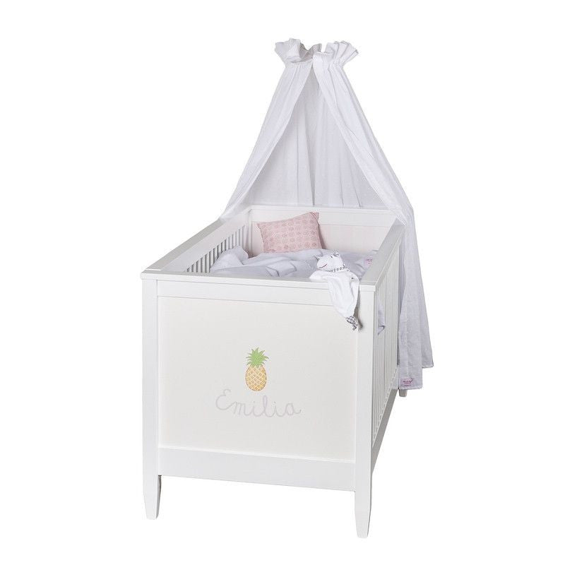 Isle of Dogs <br/> Babybett <br/> Weiss,Babybetten, Isle of Dogs - SNOWFLAKE kindermöbel concept store