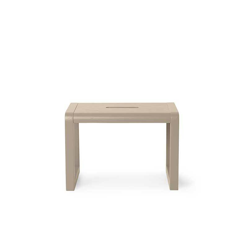 Ferm Living <br/> Little Architect Hocker <br/> Cashmere