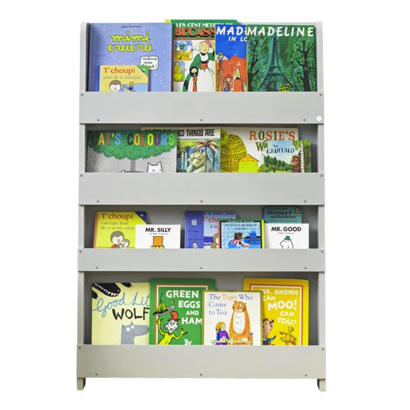 Tidy Books <br/> Bücherregal <br/> Pale Grey,Regale, Tidy Books - SNOWFLAKE kindermöbel concept store