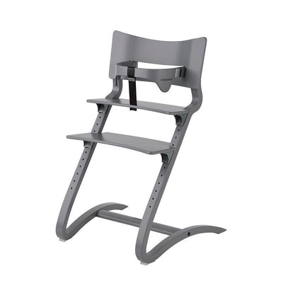 Leander High chair Gray, high chairs, Leander - SNOWFLAKE children's furniture concept store