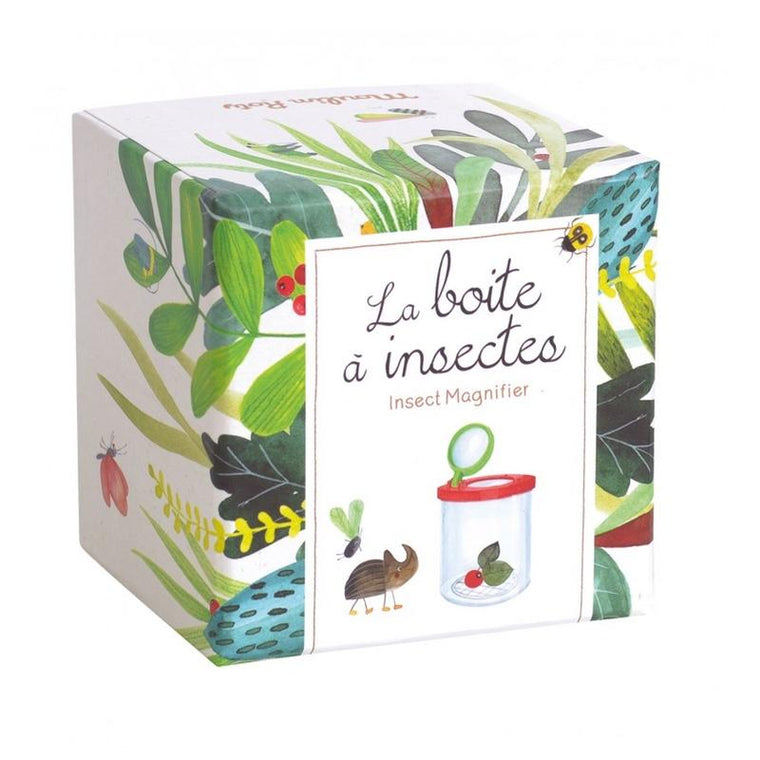 Moulin Roty <br/> Kinder Insektenbox <br/> La boite à insectes