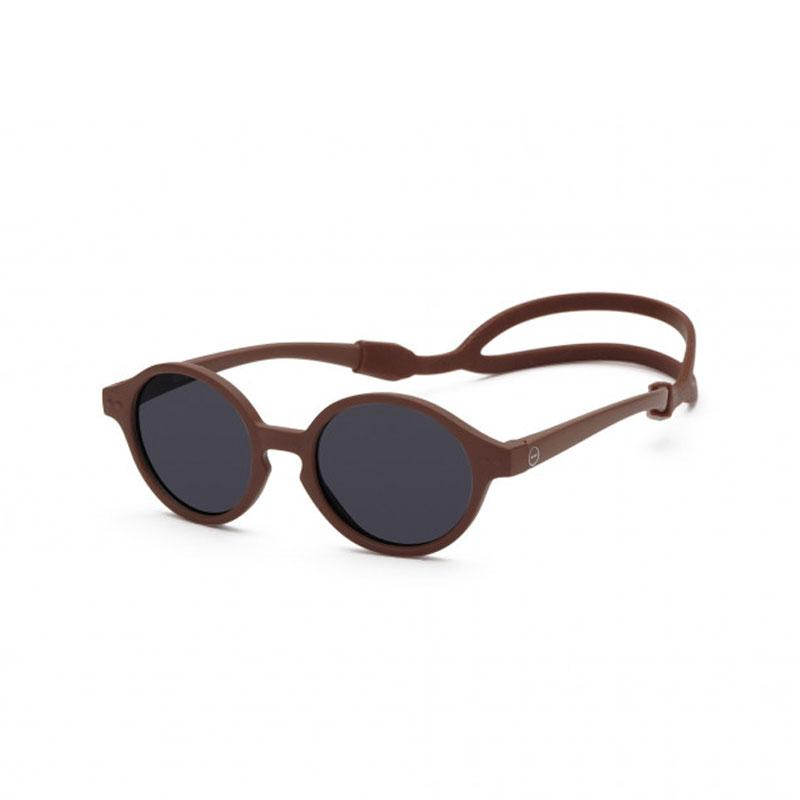 "Izipizi <br/> Kinder Sonnenbrille ""Sun Kids"" 12-36 Monate <br/> Chocolate"