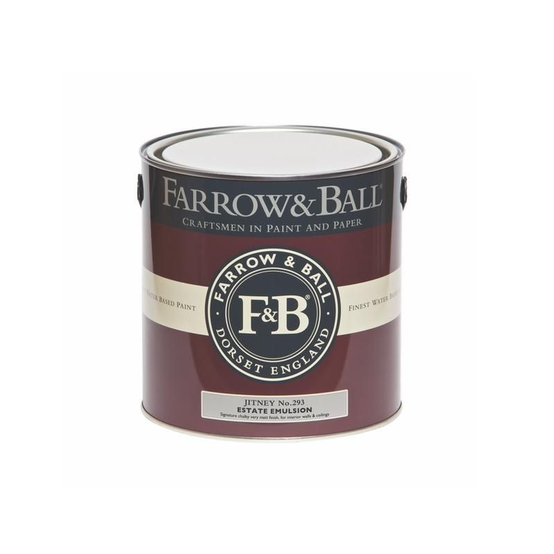 Farrow & Ball <br/> Estate Emulsion <br/> Jitney 293