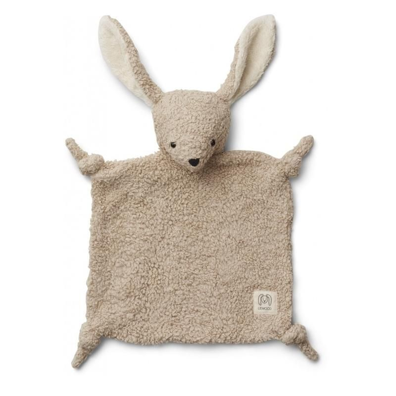 "Liewood <br/> Schmusetuch Hase ""Lotte"" <br/> Pale Grey"
