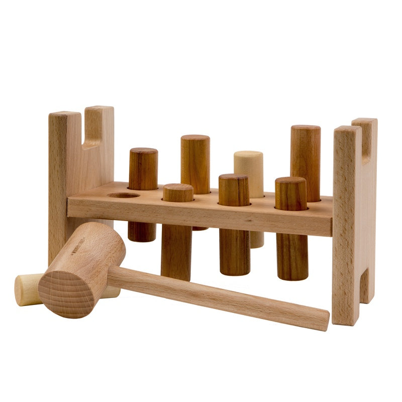 Wooden Story <br/> Hammerbank <br/> Natur
