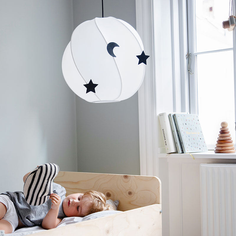 Nofred <br/> Hängelampe Twirly Lamp <br/> White