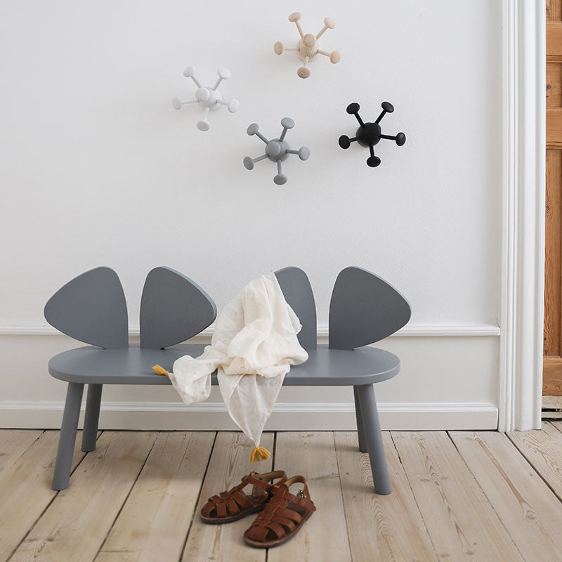 Nofred <br/> Garderobe Wall Bug <br/> White