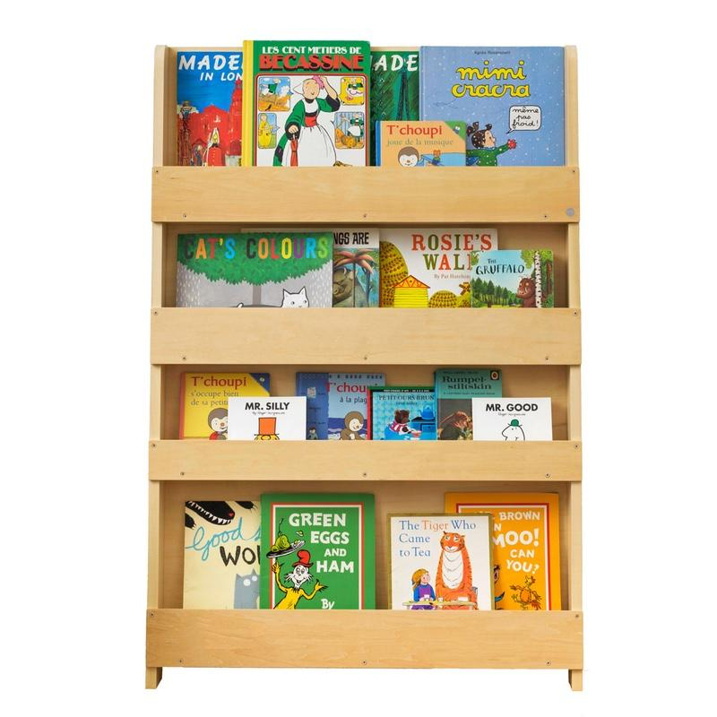 Tidy Books <br/> Bücherregal <br/> Natural