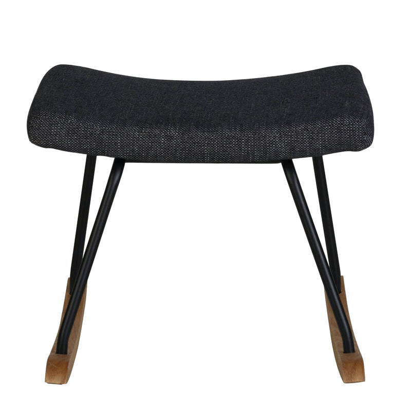 Quax <br/> Hocker De Luxe <br/> Black