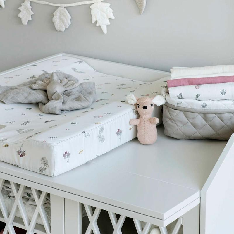 Cam Cam Changing cushions Fawn