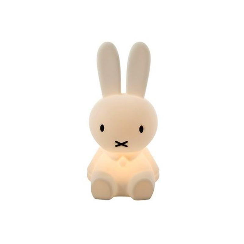 Mr. Maria <br/> First Light Miffy Lampe <br/> Weiss