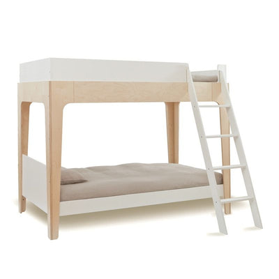 Oeuf NYC Bunk bed / loft bed Perch Birch / white, bunk beds, Oeuf NYC - SNOWFLAKE children's furniture concept store