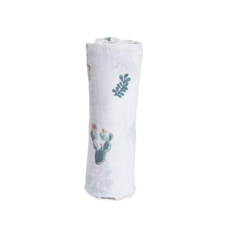 Little Unicorn <br/> Cotton Swaddle <br/> Prickle Pots,Tücher, Little Unicorn - SNOWFLAKE kindermöbel concept store