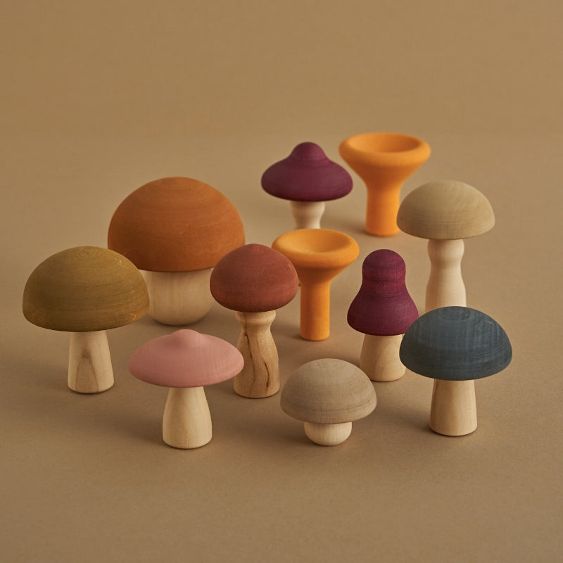 "Raduga Grez <br/> Holzspielzeug ""Mushrooms"" <br/> Colored"