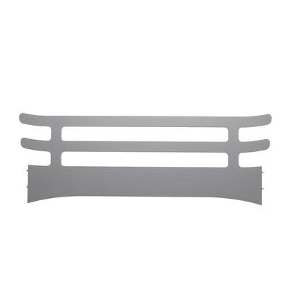 Leander Fall protection railing junior bed Gray, fall-out protection, Leander - SNOWFLAKE children's furniture concept store