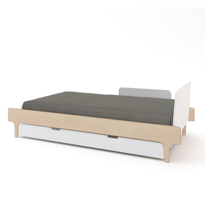 Oeuf NYC River cot Birch / white, single beds, Oeuf NYC - SNOWFLAKE children's furniture concept store