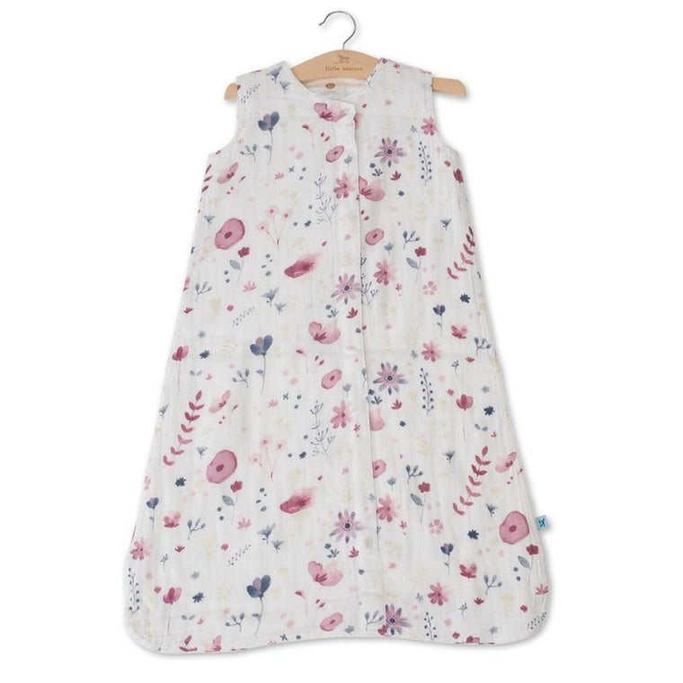 Little Unicorn <br/> Sommerschlafsack Cotton Muslin <br/> Fairy Garden