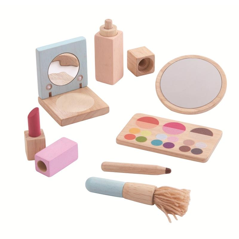 PlanToys <br/> Schmink-Set <br/> Holz