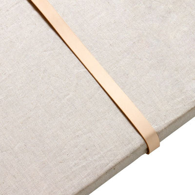 Oliver Furniture Seat cushion with leather straps shelf 3x1 Nature, pillow, Oliver Furniture - SNOWFLAKE children's furniture concept store