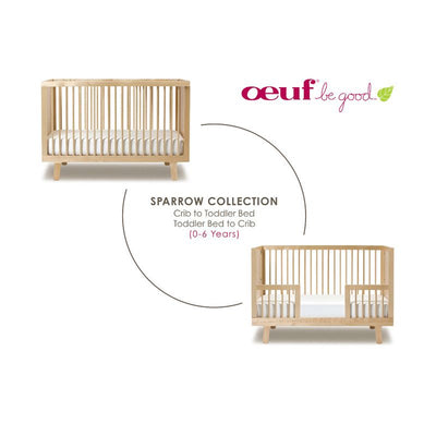 Oeuf NYC Extension kit Sparrow Birch, accessories for beds, Oeuf NYC - SNOWFLAKE children's furniture concept store