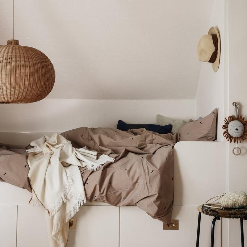 Ferm Living <br/> Löwe Spieluhr <br/> Natural