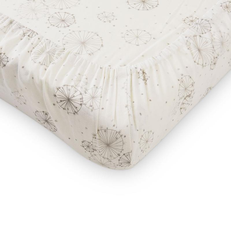 Cam Cam Changing mat cover Dandelion Natural
