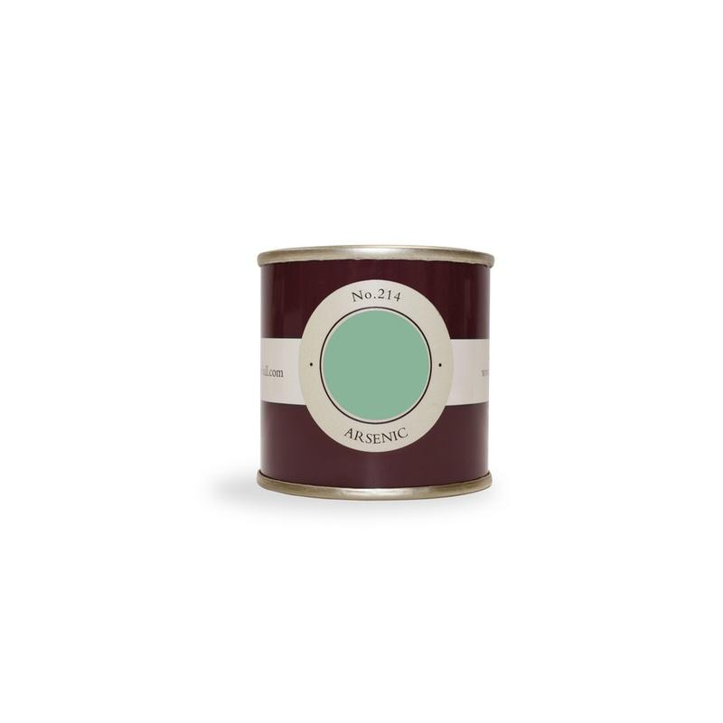 Farrow & Ball <br/> Estate Emulsion <br/> Arsenic 214,Decken & Wände, Farrow & Ball - SNOWFLAKE kindermöbel concept store