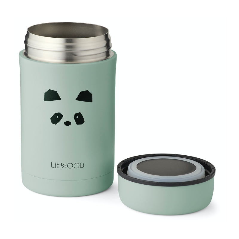 "Liewood <br/> Thermobecher Panda ""Bernard"" <br/> Peppermint"