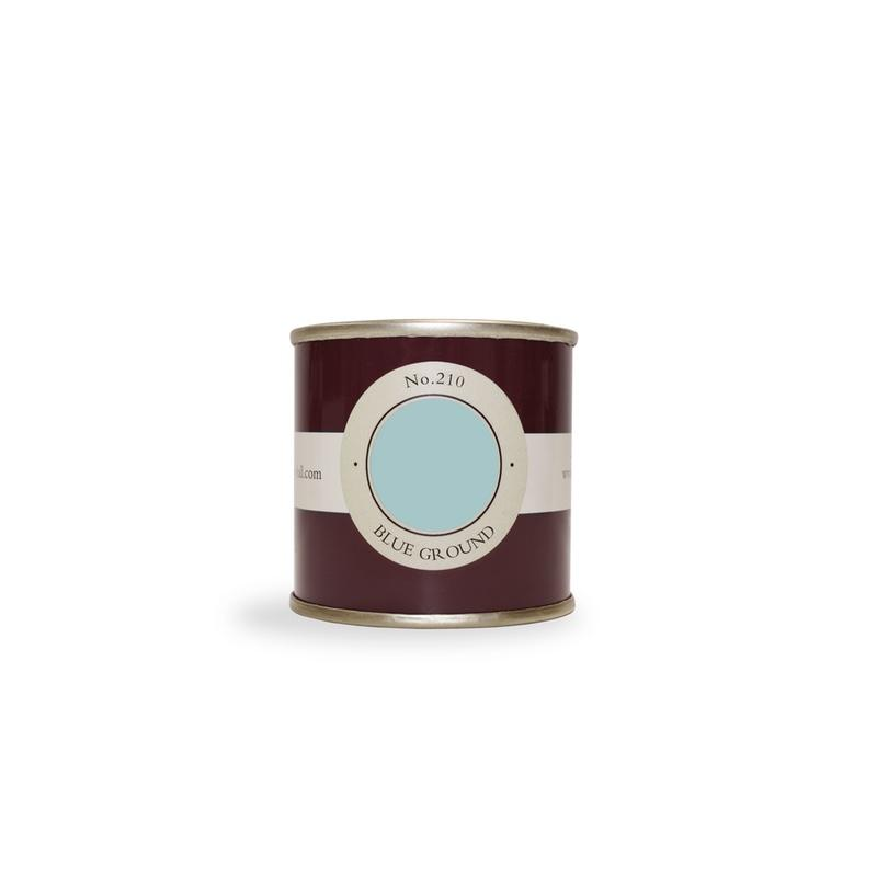 Farrow & Ball <br/> Estate Emulsion <br/> Blue Ground 210,Decken & Wände, Farrow & Ball - SNOWFLAKE kindermöbel concept store