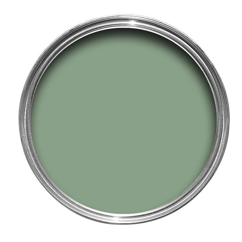 Farrow & Ball <br/> Estate Emulsion <br/> Breakfast Room Green 81