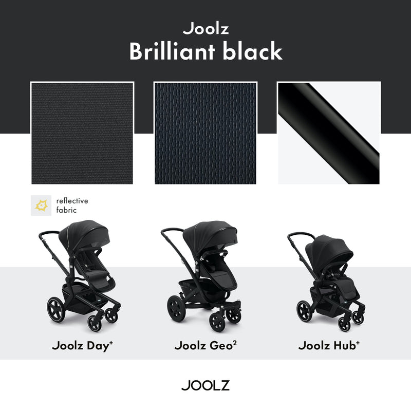 Joolz <br/> Hub+ <br/> Brilliant Black