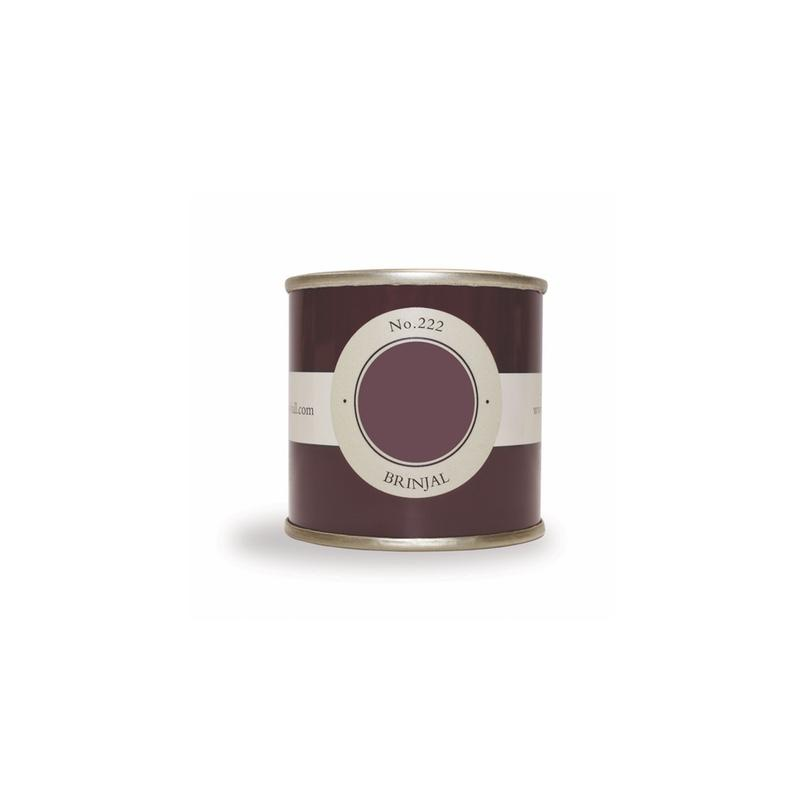 Farrow & Ball <br/> Estate Emulsion <br/> Brinjal 222,Decken & Wände, Farrow & Ball - SNOWFLAKE kindermöbel concept store