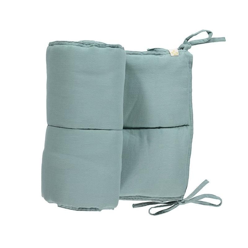 Camomile London <br/> Bettnestchen <br/> Light Teal