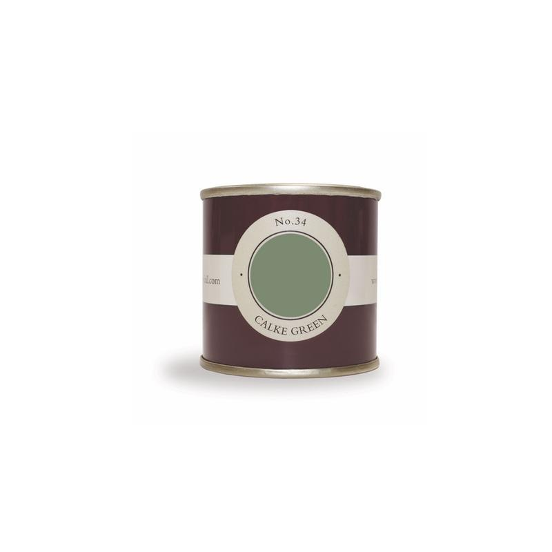 Farrow & Ball <br/> Estate Emulsion <br/> Calke Green 34,Decken & Wände, Farrow & Ball - SNOWFLAKE kindermöbel concept store